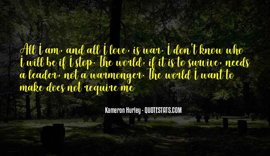 Science Fiction Love Quotes #296346