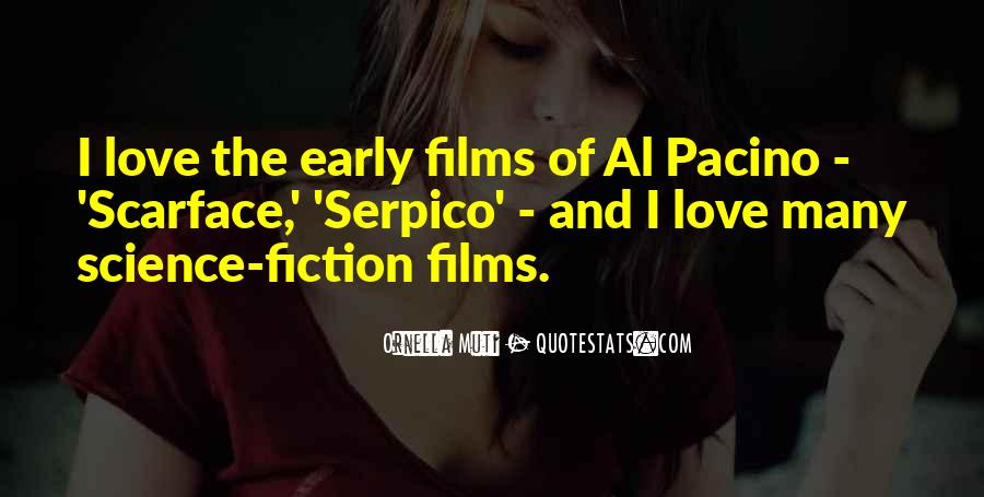 Science Fiction Love Quotes #769610