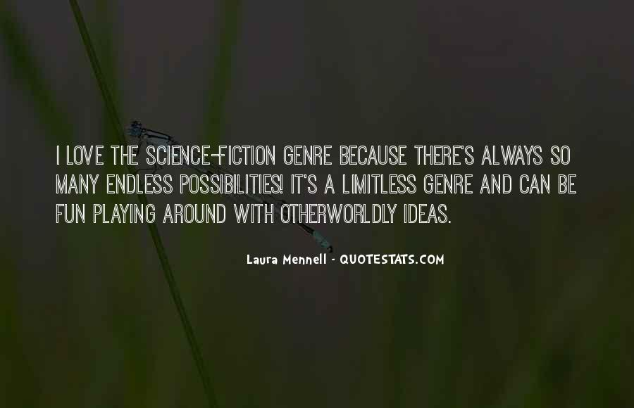 Science Fiction Love Quotes #773925