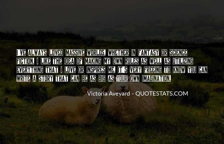 Science Fiction Love Quotes #808785
