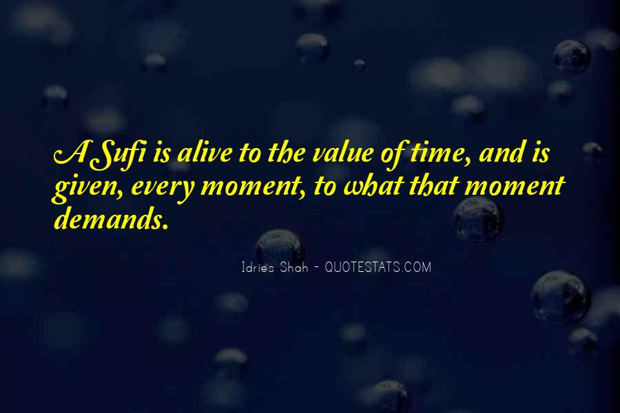 Quotes About Sufism Death #633773
