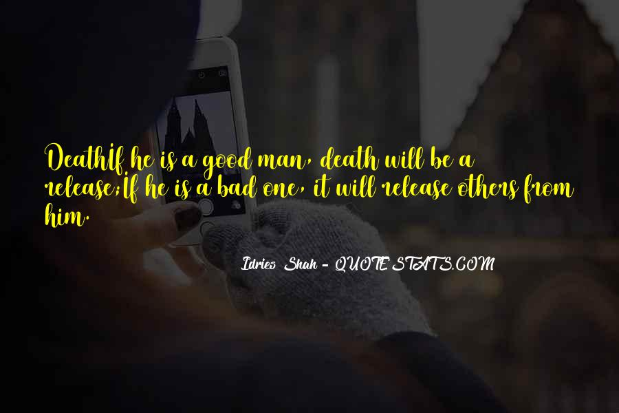 Quotes About Sufism Death #95603