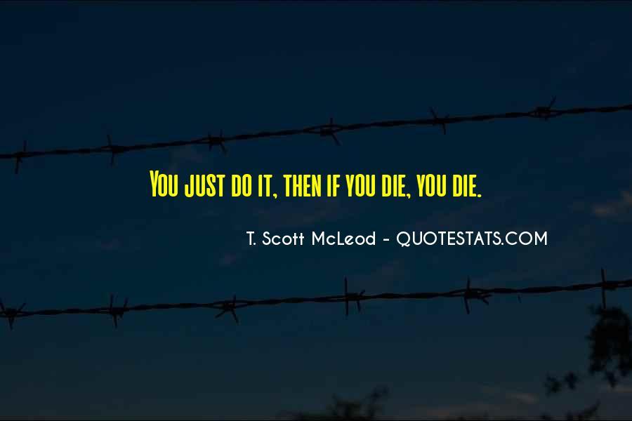 Scott Mcleod Quotes #123817