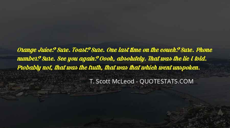 Scott Mcleod Quotes #1303221