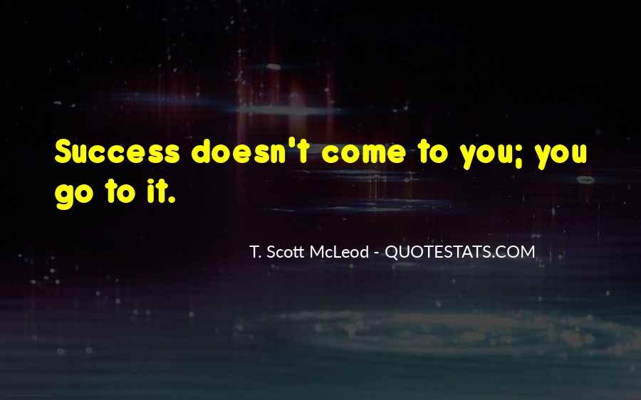 Scott Mcleod Quotes #1660299