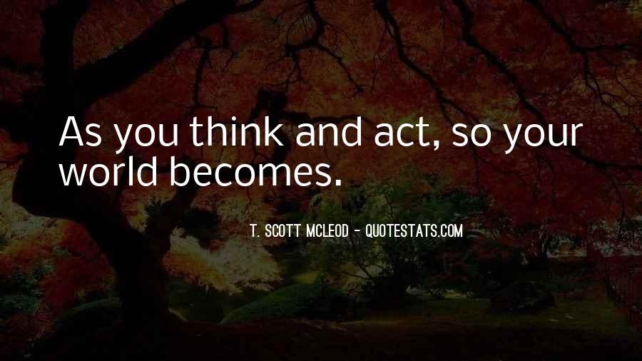 Scott Mcleod Quotes #282872