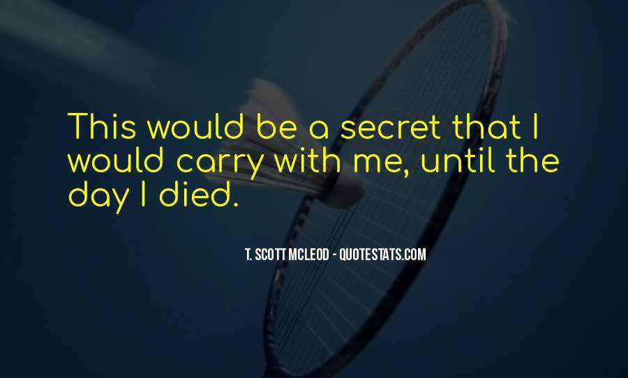 Scott Mcleod Quotes #70083