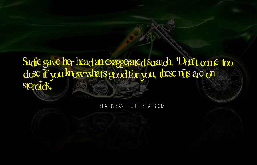 Scratch Your Head Quotes #1188376