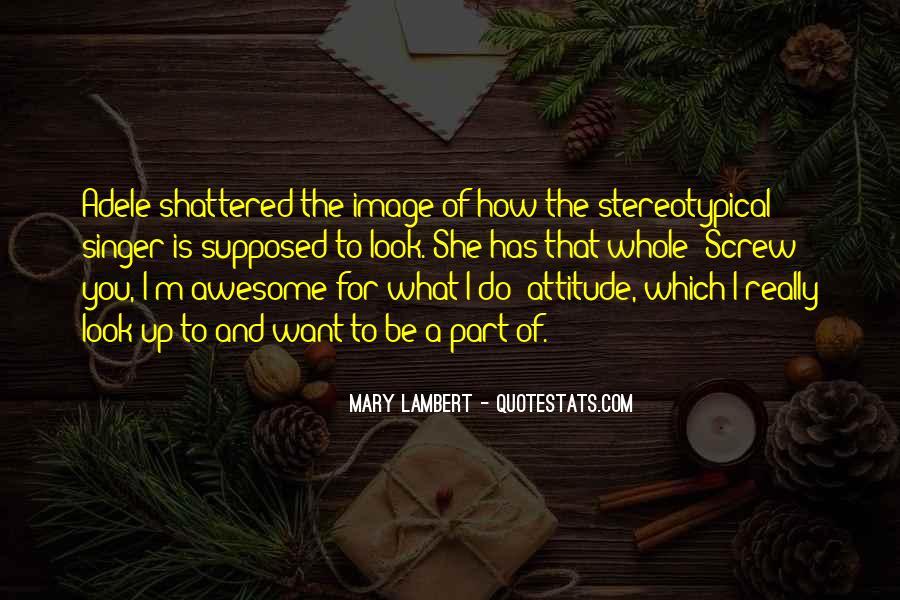 Screw You Attitude Quotes #439153