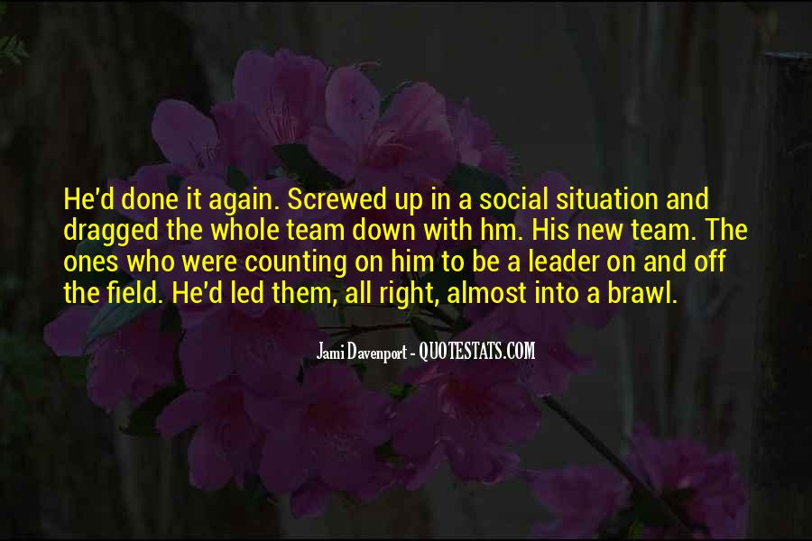 Screwed Up Again Quotes #97060
