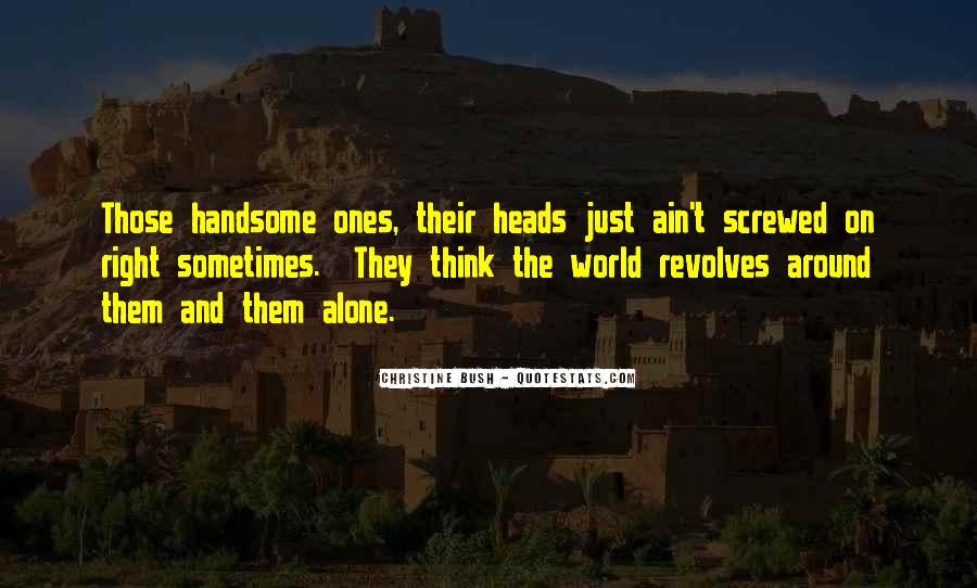 Screwed Up World Quotes #1077989