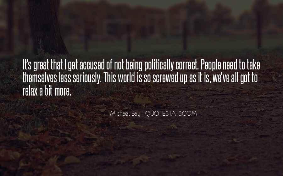 Screwed Up World Quotes #1693842