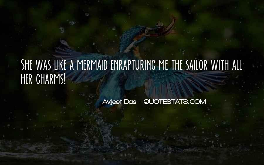 Sea And Sailor Quotes #419754