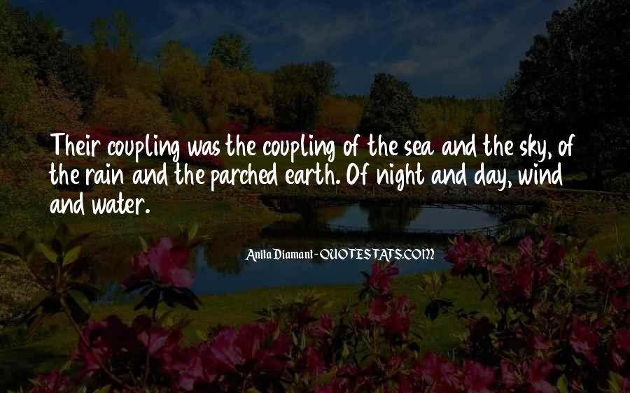 Sea And Sky Quotes #175601