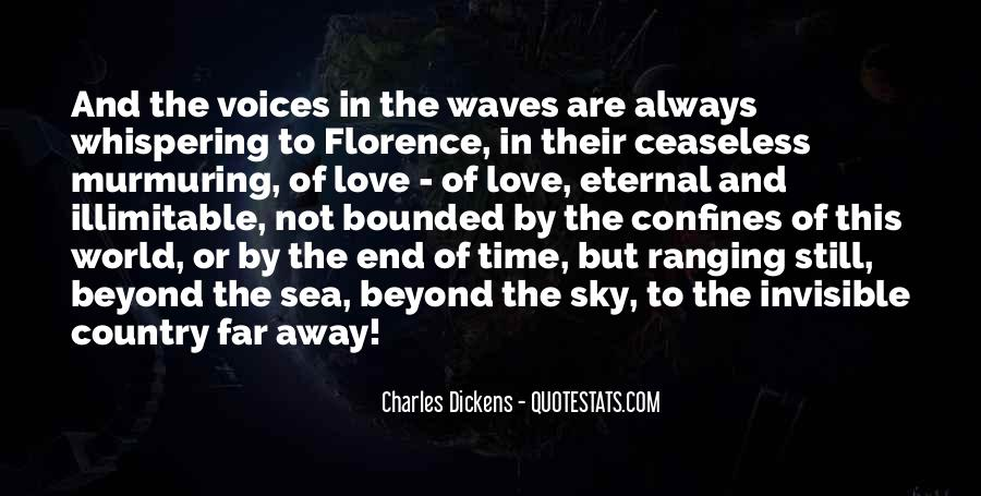 Sea And Sky Quotes #564857