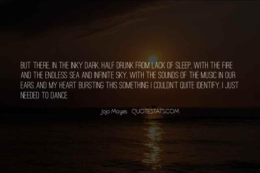 Sea And Sky Quotes #643709