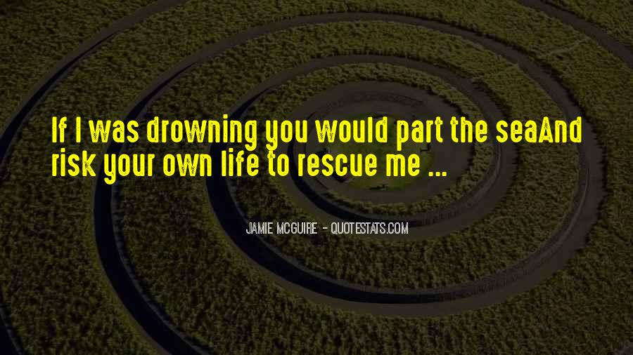 Sea Is My Life Quotes #209547