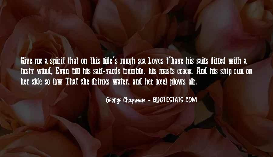 Sea Is My Life Quotes #46496