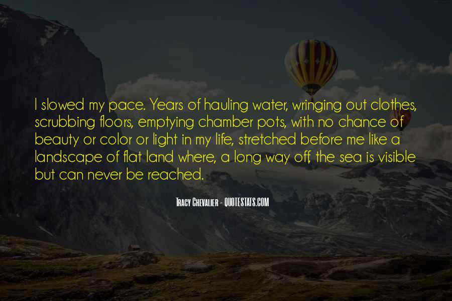 Sea Is My Life Quotes #465663