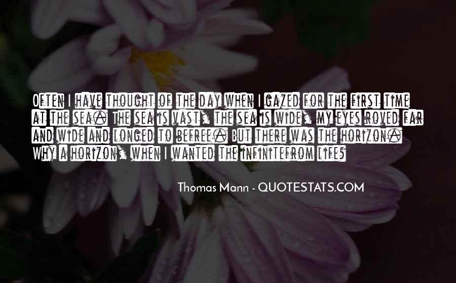 Sea Is My Life Quotes #518886