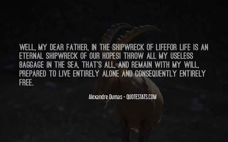 Sea Is My Life Quotes #716978