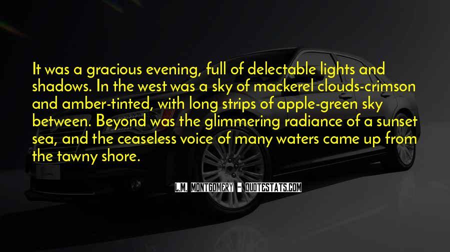 Sea Of Shadows Quotes #1308362