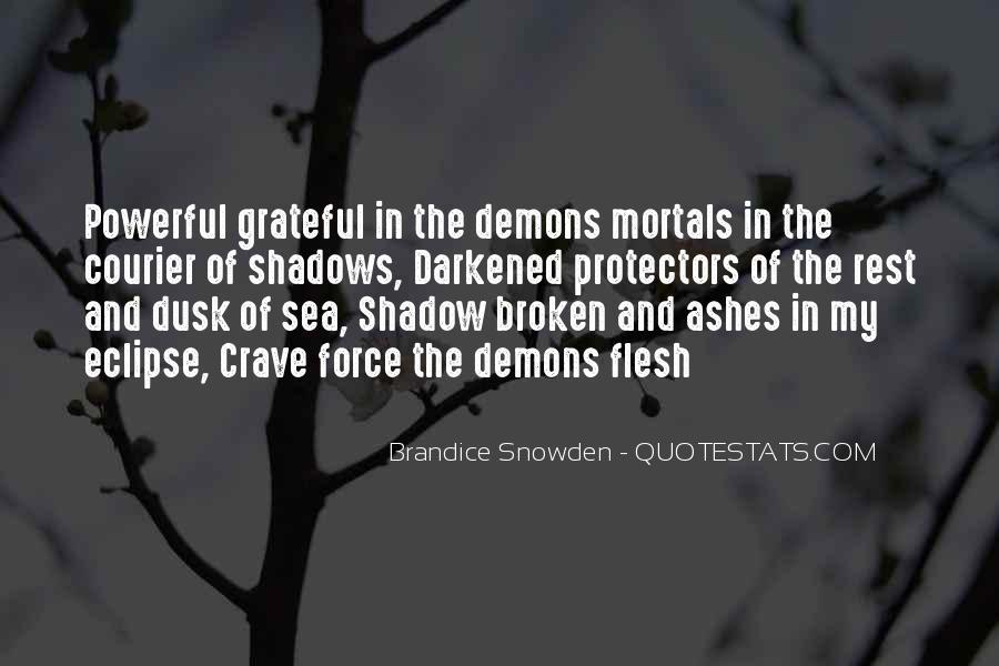 Sea Of Shadows Quotes #665893
