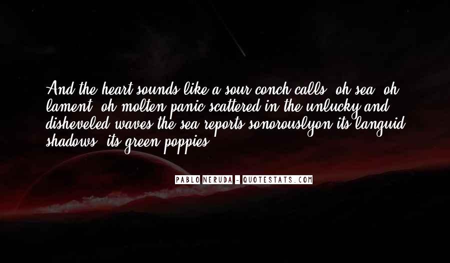 Sea Of Shadows Quotes #873833