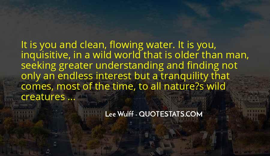 Sea Of Tranquility Quotes #1298134