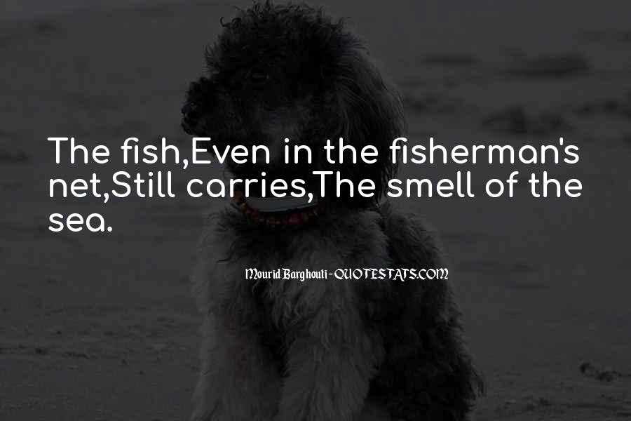 Sea Smell Quotes #339624