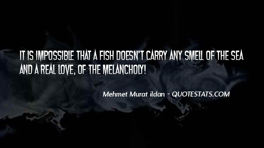 Sea Smell Quotes #871516