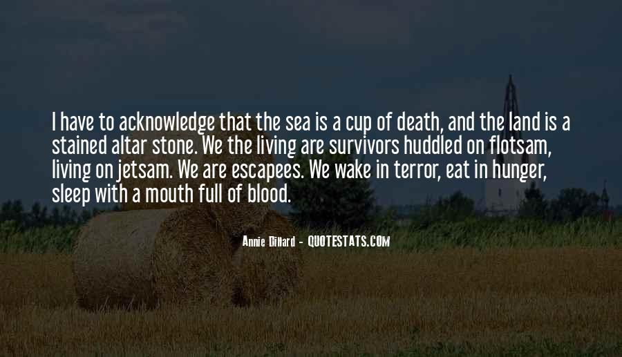 Sea Stone Quotes #1116380