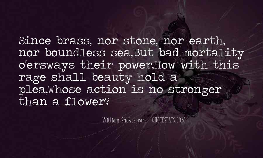Sea Stone Quotes #1387266