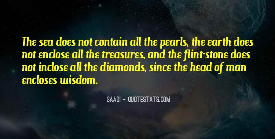 Sea Stone Quotes #1594985