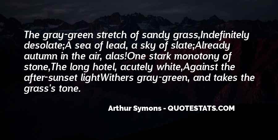 Sea Stone Quotes #462022