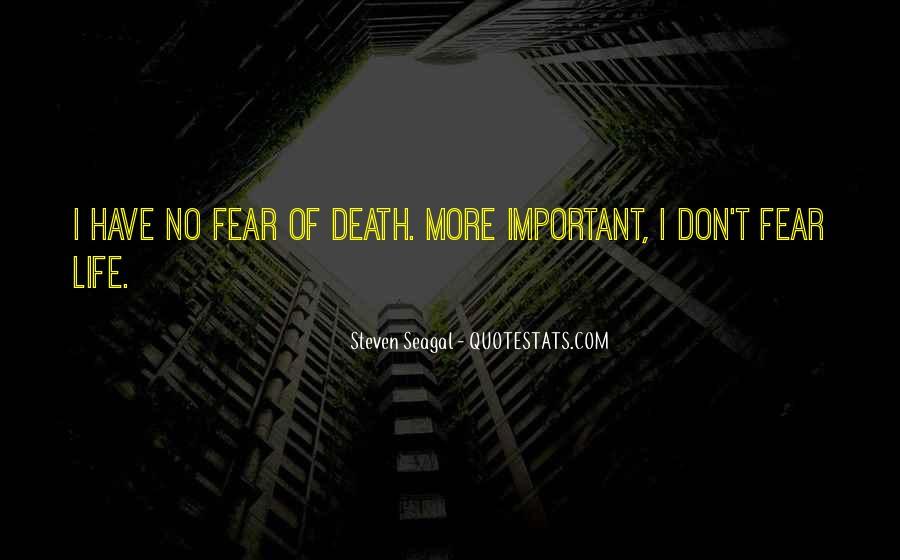 Seagal Quotes #113641