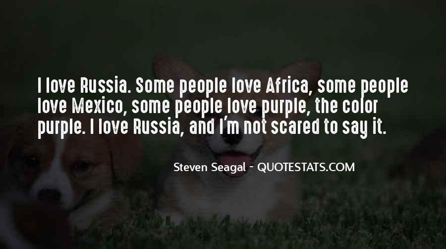Seagal Quotes #1332402