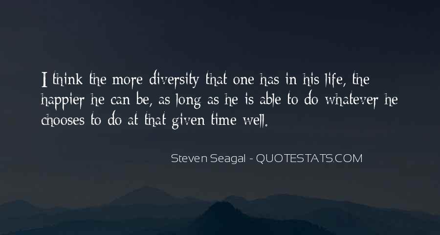 Seagal Quotes #1343294