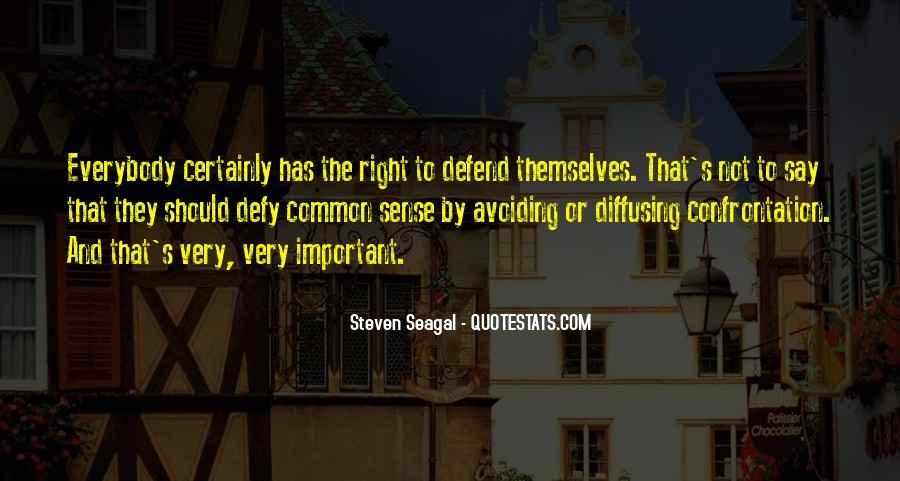Seagal Quotes #1377719
