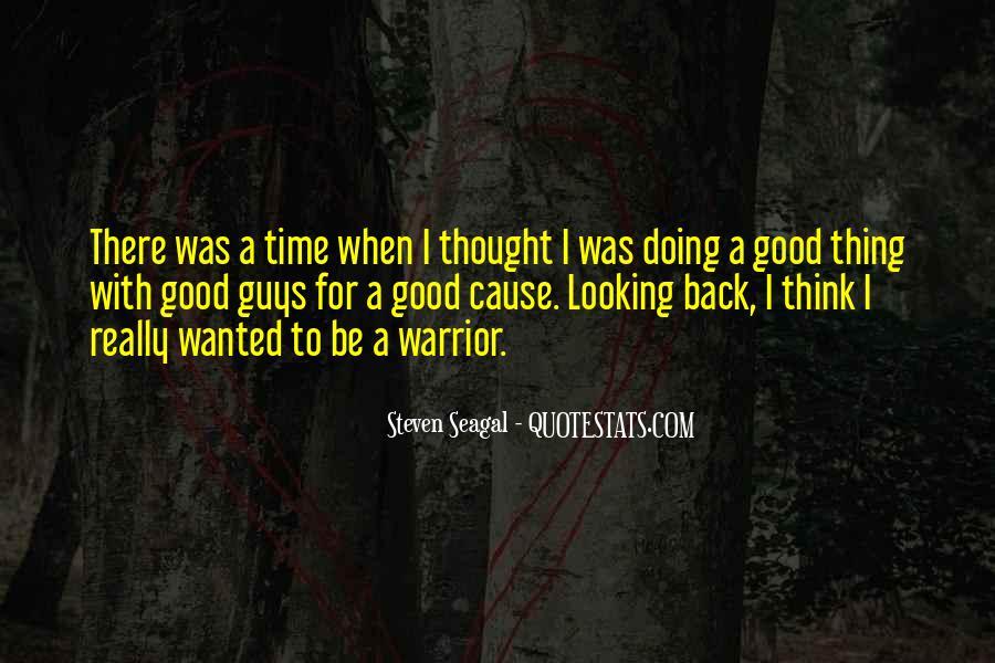 Seagal Quotes #218045
