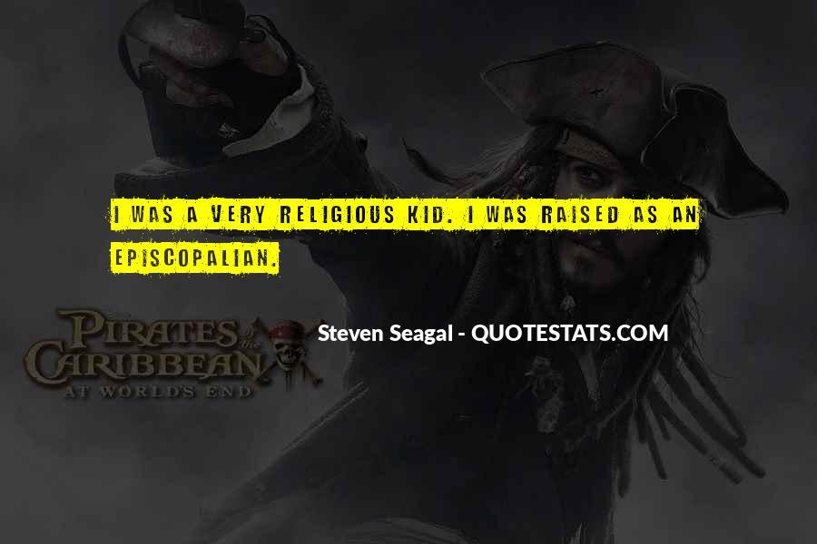 Seagal Quotes #350459