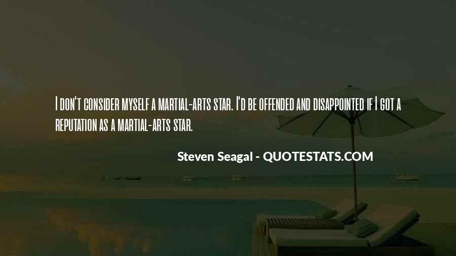 Seagal Quotes #469414