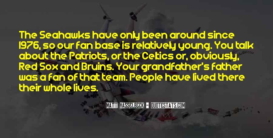 Seahawks Fan Quotes #850327