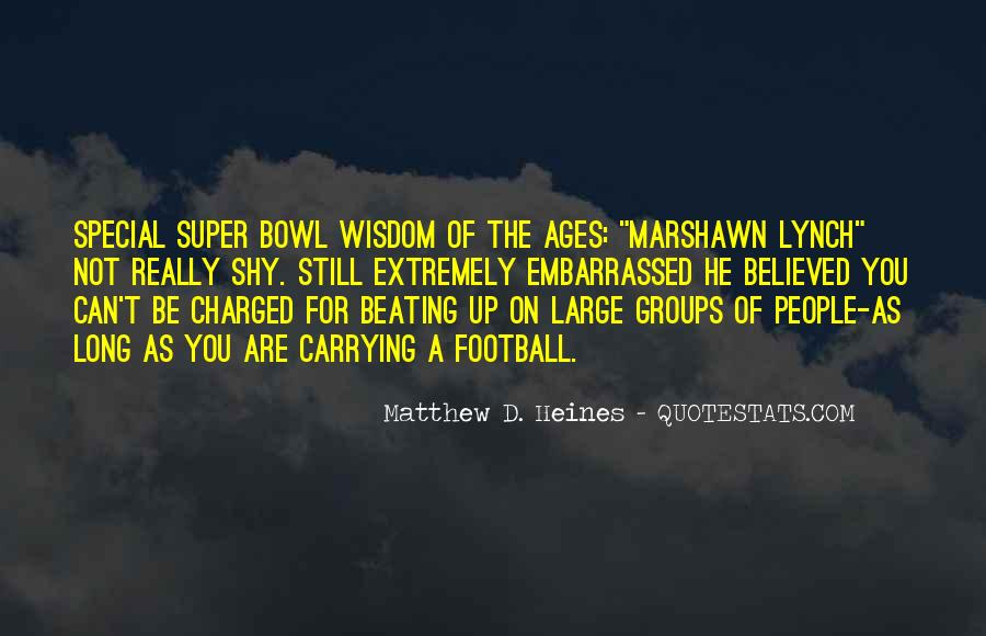 Seahawks Football Quotes #404948