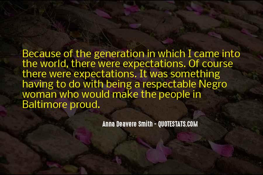 Quotes About Being Proud Of Who I Am #210682