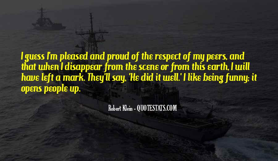 Quotes About Being Proud Of Who I Am #228462