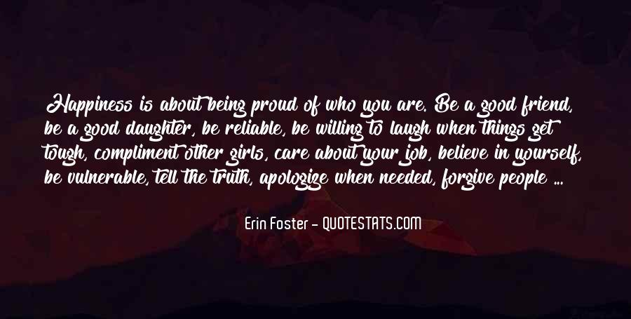 Quotes About Being Proud Of Who I Am #244459