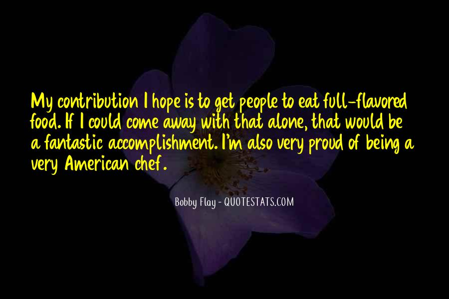Quotes About Being Proud Of Who I Am #89870