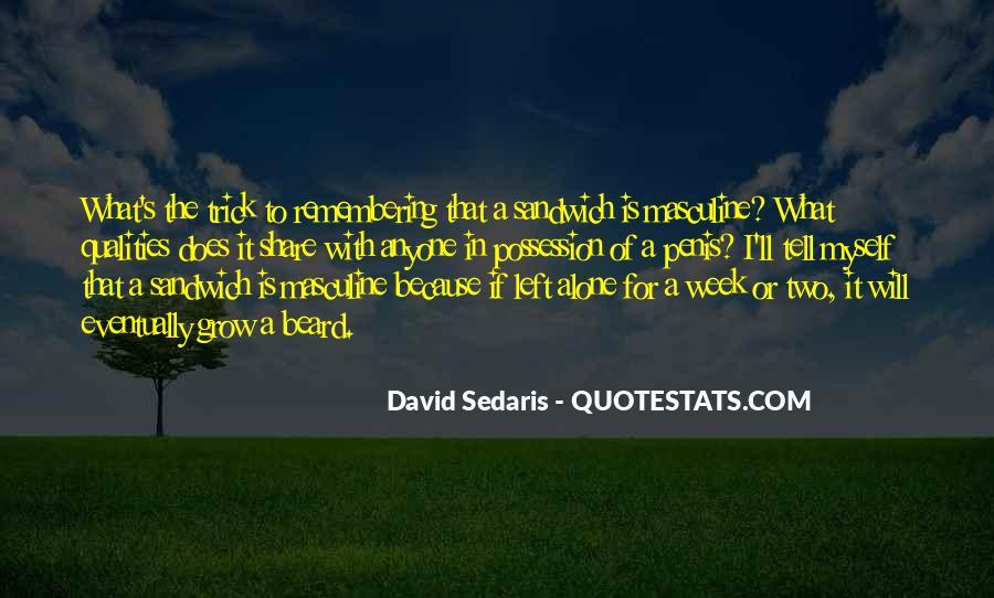 Sean Renard Quotes #923372