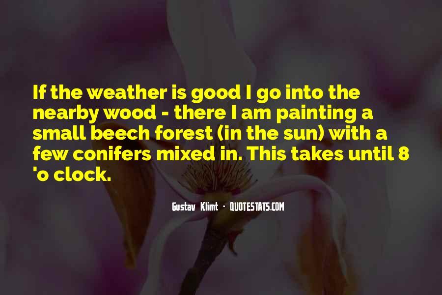 Quotes About Gustav Klimt #1770419